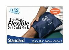 Cold Pack for Therapy Knee Back Gel Ice Wrap Flexible Reusable Professional NEW