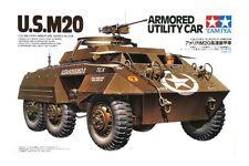 TAMIYA 35234 1/35 U.S. M20 Armored Utility Car