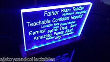 Personalized LED Sign-Great for Nightlight~Man Cave~ or Cool Decor