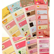 Cute Cartoon Animal Memo Pad Note Pad Sticky Notes Stickers Stationery