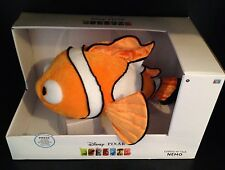 Disney Pixar Collection Cuddle 'N' Talk Nemo Plush Toy Flapping Fins Doll NEW