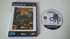 ROBOT WARLORDS - SONY PLAYSTATION 2 - JEU PS2