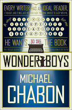 Michael Chabon Wonder Boys Very Good Book