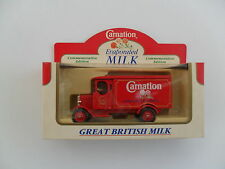 CARNATION EVAPORATED MILK COMMEMORATIVE EDITION MODEL TRUCK DAYS GONE LLEDO PLC