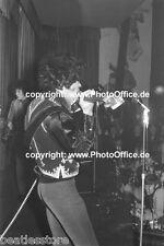 Jimi Hendrix im Star-Club Hamburg 1967, seltenes 30x45cm Konzert Foto Poster.