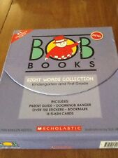 BOB Books Sight Words Collection - 20 books