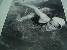 1949 picture cathie gibson swimmer motherwell