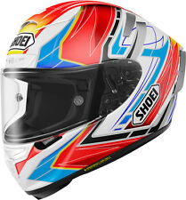 Shoei X-Spirit 3 Assail TC-10 Motorcycle Race Helmet Size L 59-60cm Save £100