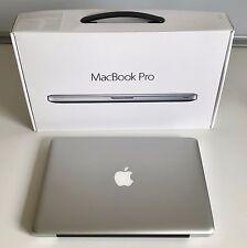 Apple Mac Book Pro 13 pollici Intel i5 2,4 GHz 6gb di RAM 500gb-Top - 12 mesi