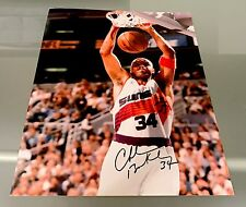 CHARLES BARKLEY AUTOGRAPHED AUTO SIGNED PHOENIX SUNS 11X14 NBA PHOTO