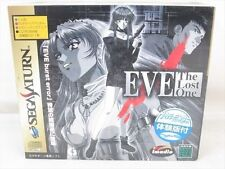 EVE THE LOST ONE Sega Saturn Brand New Import JAPAN Video Game aaac ss