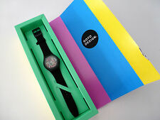 SWATCH New Gent Artist Special WILD FACE SUOZ 167 Nuovo/Scatola Originale