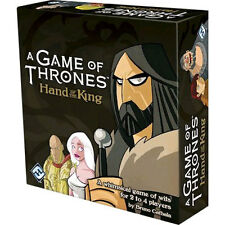 Game of Thrones - Hand of the King Game NEW Fantasy Flight Games