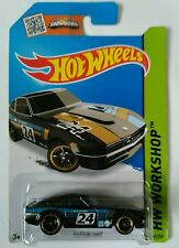 Hot wheels Datsun 240Z HW Workshop Black JDM