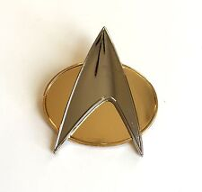 Star Trek: The Next Generation Communicator Pin Badge (Full Size)
