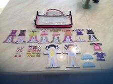 MELISSA & DOUG TOPS AND TIGHTS MAGNETIC DRESS UP KIT