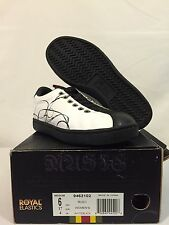 NEW Women's L.A.M.B. Gwen Stefani MUSIC Tennis Shoes Sneakers Canvas Royal