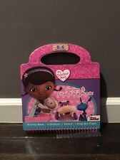 Disney Junior Doc McStuffins, My Doctor Bag Board Book