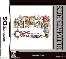Used DS Chrono Trigger NINTENDO JAPANESE IMPORT