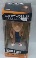 TENTH DOCTOR BOBBLE HEAD WACKY WOBBLER BOBBLEHEAD DOCTOR WHO