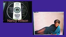 CD► Japan Pressung   Nancy Wilson~Godsend Denon PCM CD Smooth Jazz Funk R'n'B