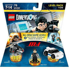 Lego Dimensions 71248 Level Pack Mission Impossible Neu & OVP