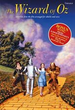 The Wizard Of Oz Play Over the Rainbow UKULELE UKE VOCALS VOICE Music Book