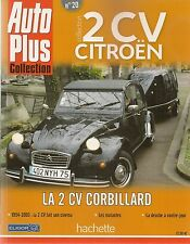 AUTO PLUS COLLECTION 2CV CITROEN 20 LA CITROEN 2CV CORBILLARD 2CV AU CINEMA