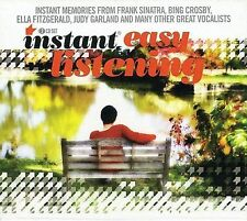 Instant Easy Listening by Various Artists (Still Sealed Double CD, Snapper)