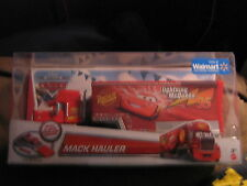 DISNEY PIXAR CARS MACK HAULER WALMART EXCLUSIVE