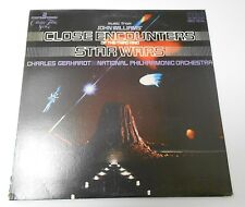 Music From Close Encounters Of The Third Kind & Star Wars LP 1978 RCA Red Seal