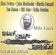 Black Snake Jazz Band-Live At The Bullers CD NEW