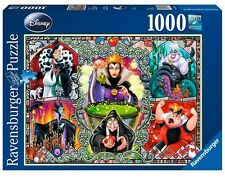 RAVENSBURGER 19252 DISNEY WICKED WOMEN 1000 Pieces PUZZLE JIGSAW Pussel Puzzel