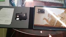 RITZ CARLTON VISA BLACK CARD STEEL/METAL - RARER THAN AMEX CENTURION L@@K!