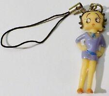 betty boop figurine bijoux accessoire pendentif téléphone mobile A11