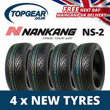 185/45/15 Nankang NS2 Tyres x4 (Set of) 1854515 75V- x4 New Tyres