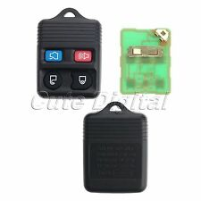 Replacement 4 Button Keyless Entry Remote Key Fob for Ford Escape Mercury Cougar