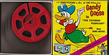 Vintage Ken Films Terrytoons Gandy Goose The Covered Pushcart 8MM Home Movie