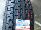 4 New ST 225/75R15 Freestar Radial Trailer Tires 10 Ply 2257515 225 75 15 R15 E