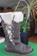 UGG Australia Upside Boot Humous Leather 5167 SIZE 6 (UGG100)
