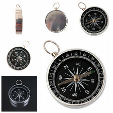 Mini Portable Pocket Compass for Camping Hiking Outdoor Sports Navigation Pop