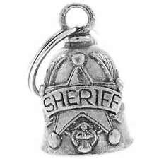 SHERIFF GUARDIAN BELL gremlin mod harley chopper softail honda goldwing cruiser