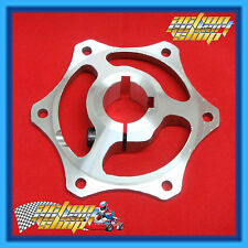 Go Kart Brake Disc Carrier Hub for 30mm Axle with 6 & 8mm Keys Part No.BC30 6+8