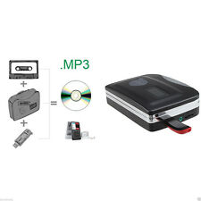 Tape to PC USB Cassette & MP3 CD Converter Capture Audio Digital Music Player mc