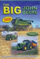 THE BIG JOHN DEERE VOLUME 2 DVD Tractors Farming Ireland Grassmen