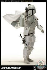 1/6 Scale Star Wars Boba Fett Prototype Armor Sideshow Collectibles
