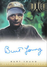 OUTER LIMITS SEX, CYBORGS & SCIENCE FICTION, AUTOGRAPH A9 BURT YOUNG