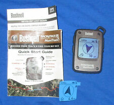 Bushnell BackTrack HuntTrack GPS Digital Compass Never Get Lost Again