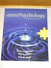 Essentials of Understanding PSYCHOLOGY Feldman 2004 NEW