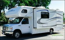 2009 FLEETWOOD JAMBOREE SPORT 26' CLASS C RV MOTORHOME - SLIDE - SLEEPS 6 - NICE